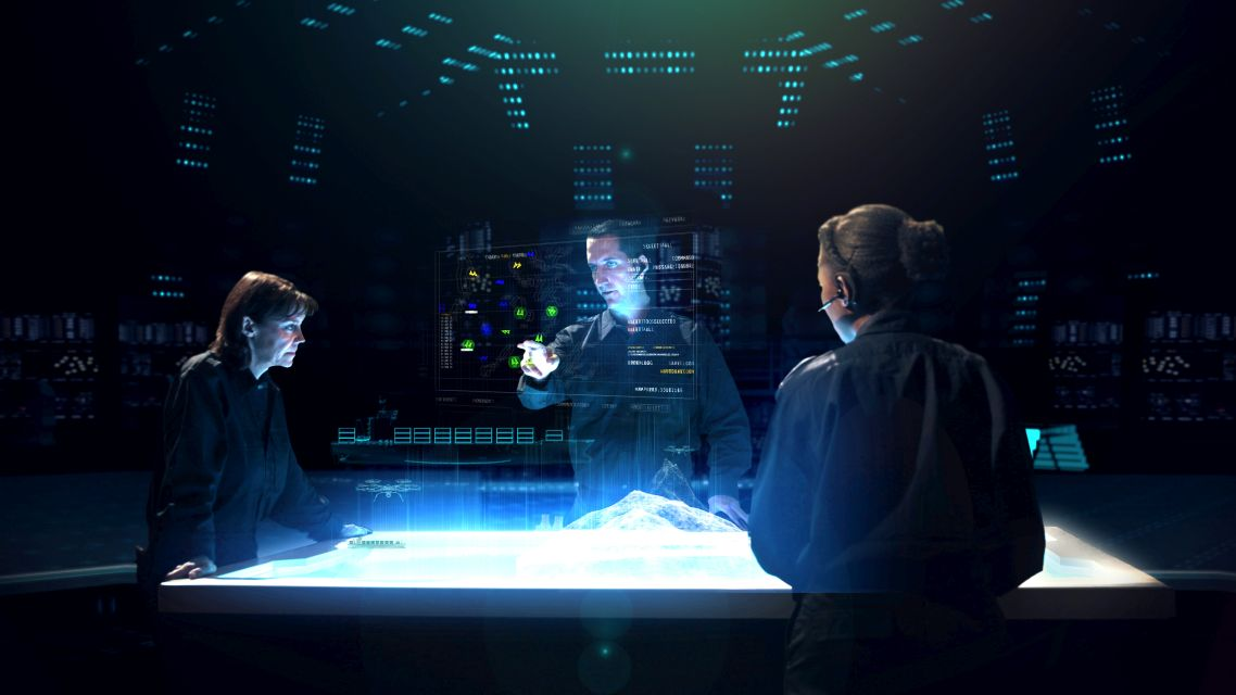Defence firm BAE Systems plugs £20m into augmented reality and artificial intelligence on warships