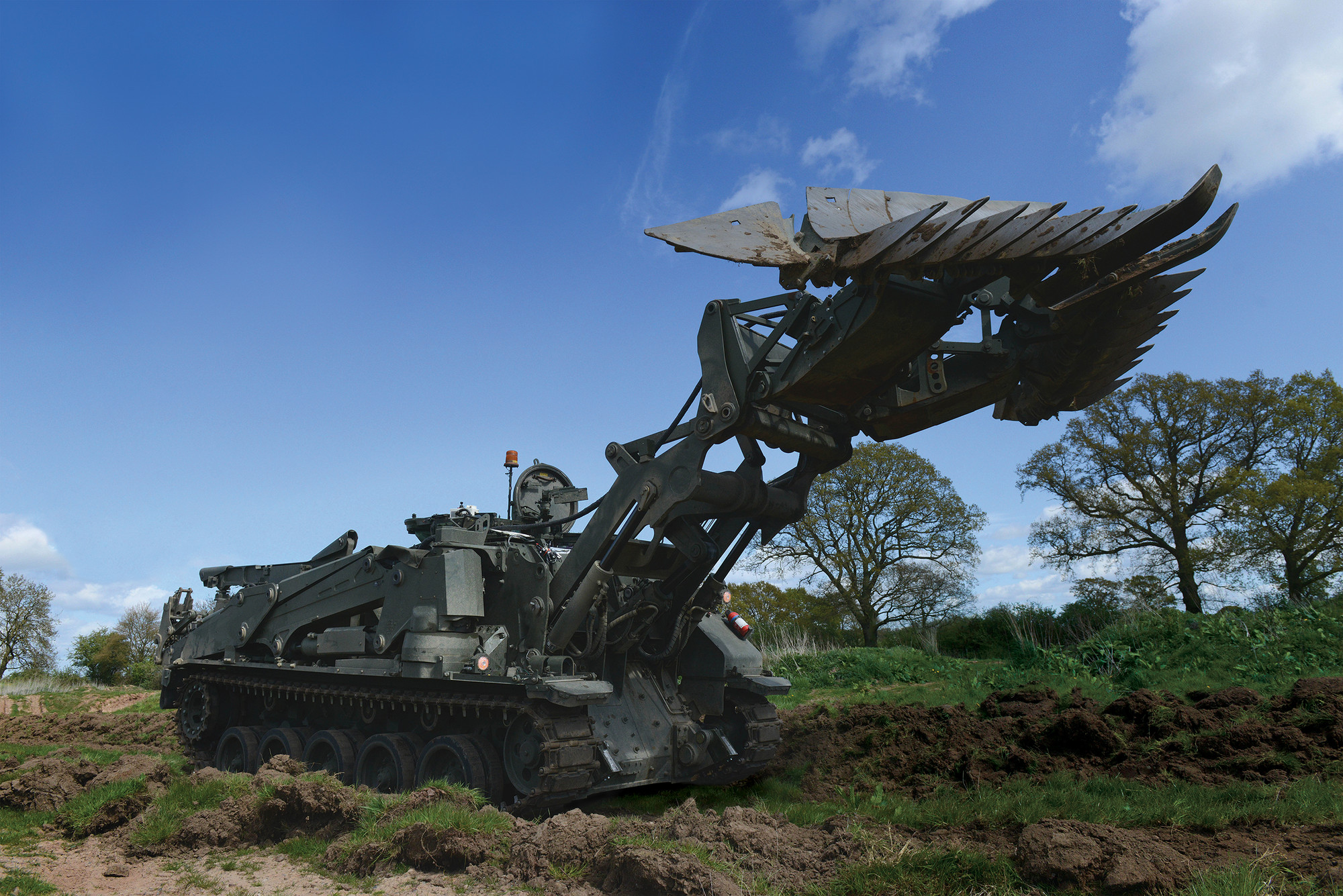 BAE Systems sells off majority stake in UK military vehicle arm to German firm