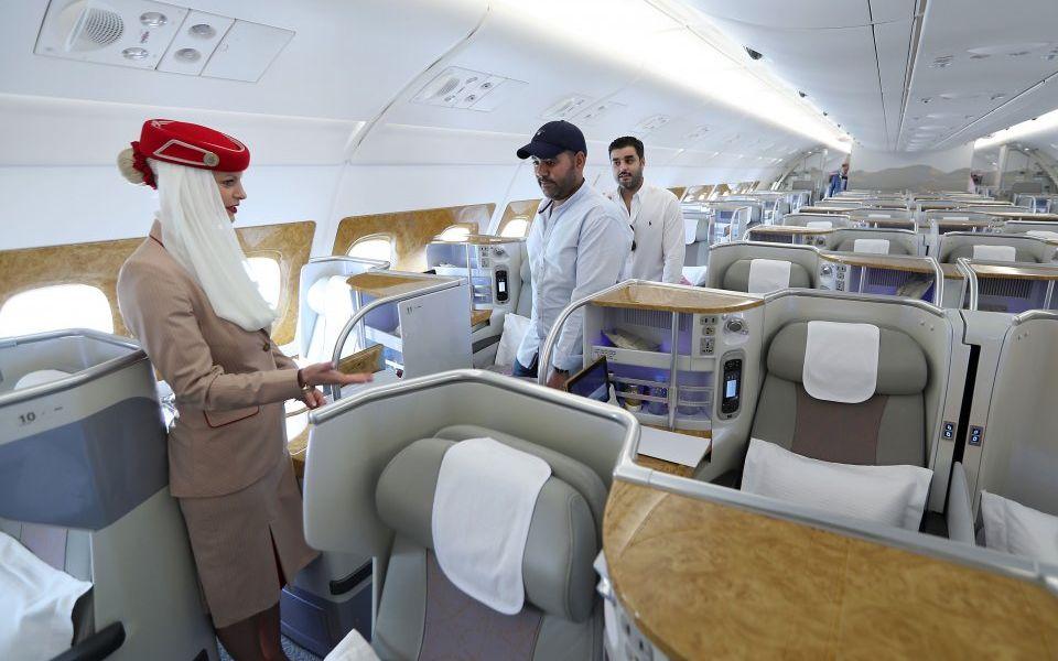 Dubai-based airline Emirates hit by 50 per cent profit drop