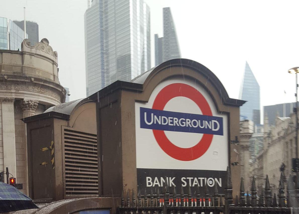 Tube delays: Severe delays hit three Tube lines as Bank station disruption begins - CityAM