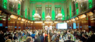 Finance leaders raise £300,000 for children's charity Barnardo's