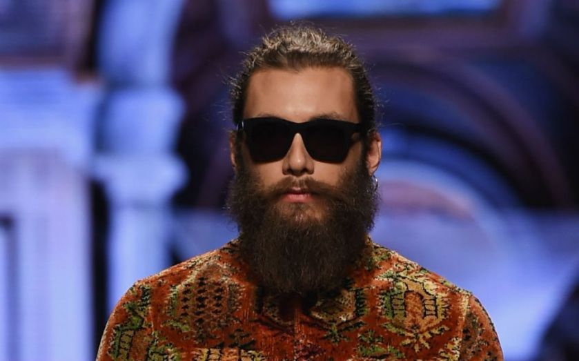 Peak beard? Tinder and Gillette test out love (or not) of beards in new advertising campaign
