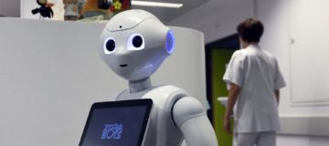 Britain needs to step up to win the global AI healthcare race