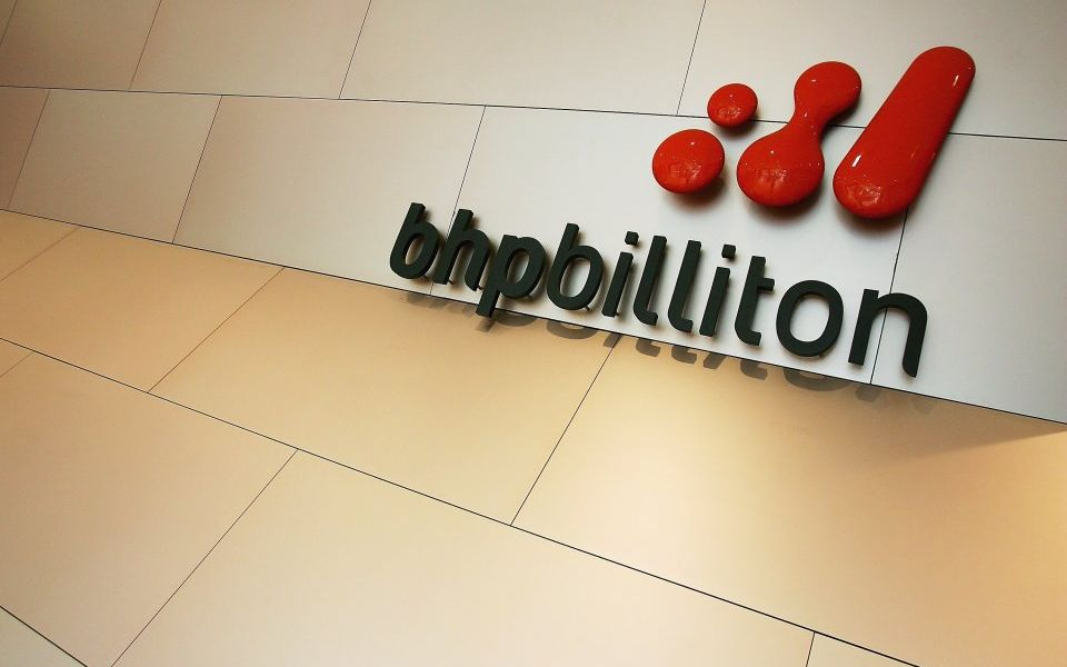 Miner BHP Billiton settles £300m tax bill with Australian authorities over sales at Singapore branch