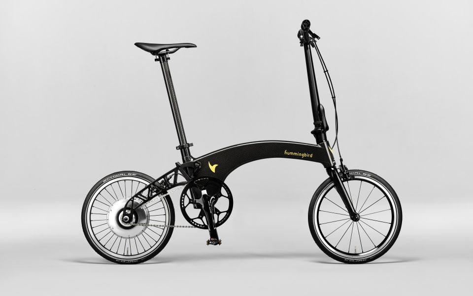 E Bike Reviews >> Hummingbird Electric Bike Review The World S Lightest Foldable