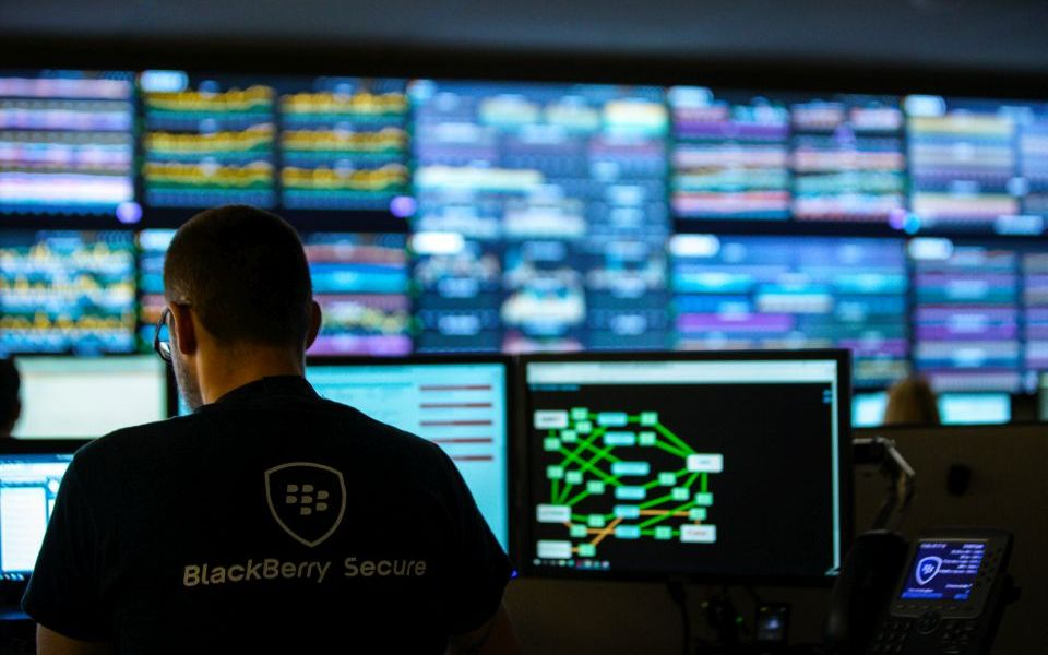 Blackberry completes $1.4bn deal for AI firm Cylance