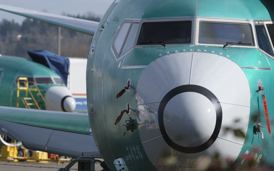 Boeing takes $4.9bn hit on 737 Max groundings to compensate airlines