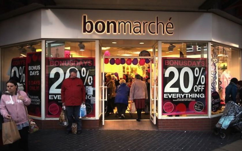 Philip Day on track to delist Bonmarche as Artemis sells