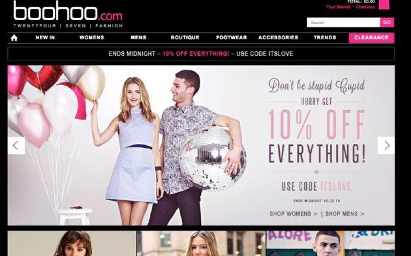 Fast fashion: Boohoo bucks high street gloom with soaring revenue