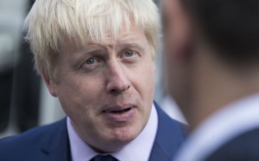 'Is this serious?' Boris Johnson's £39bn threat gives City the jitters