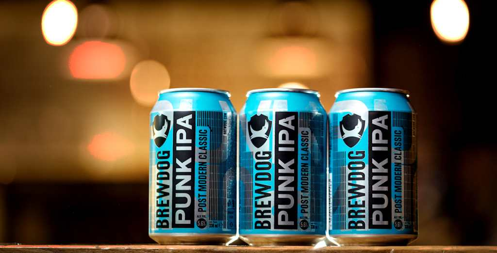 Raising the bar: Beer firm Brewdog kicks off sixth fundraising round with £1m prize draw