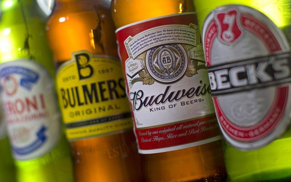 Drinks giant AB InBev rebrands as Budweiser Brewing Group UK&I