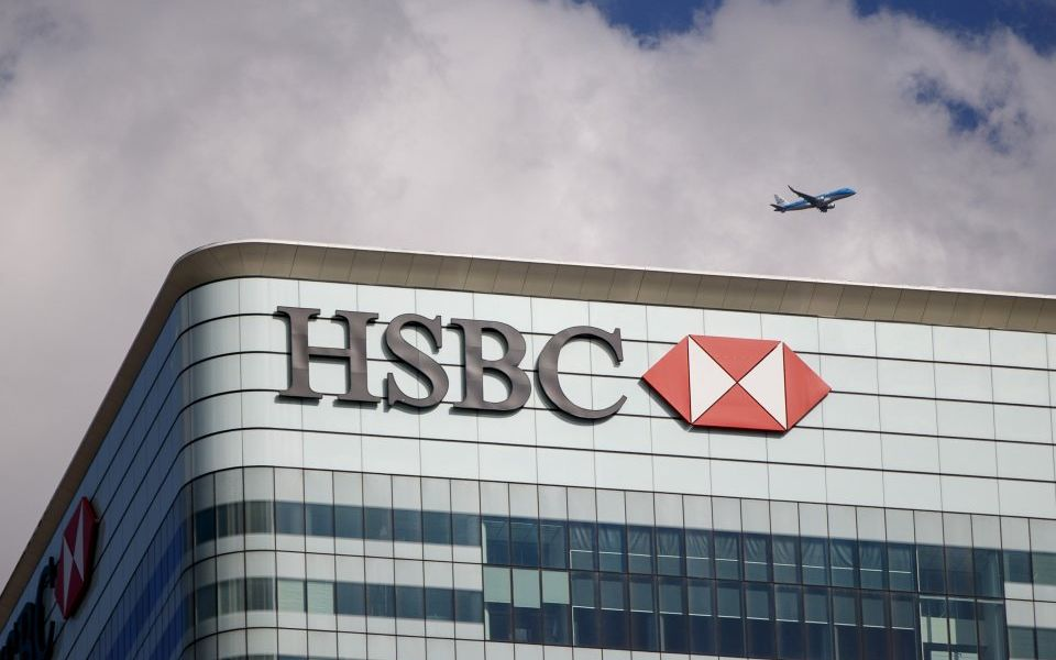 HSBC pays $765m fine over allegations it sold