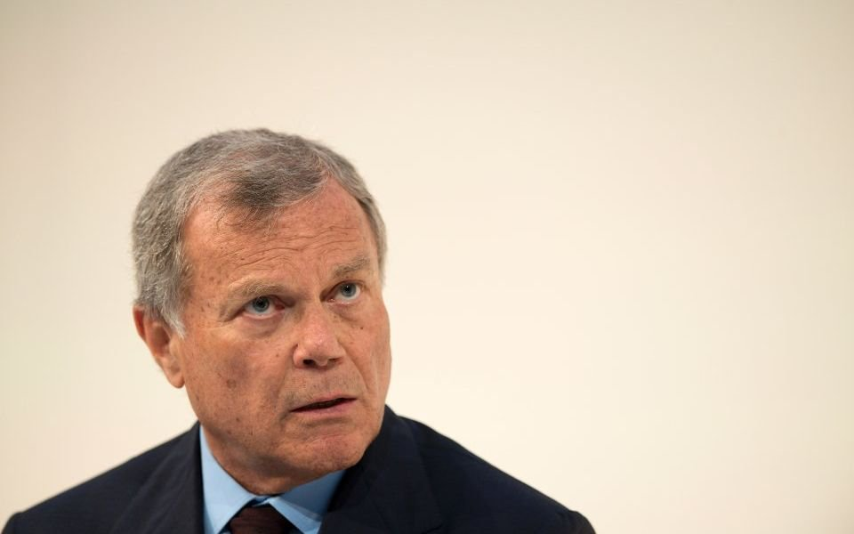 Sir Martin Sorrell was paid £140,000 by S4 Capital in 2018