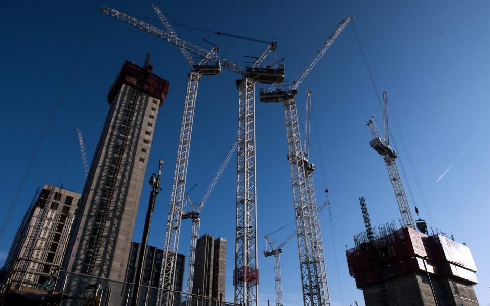 Balfour Beatty: UK's largest construction firm returns margins to 'industry standard'