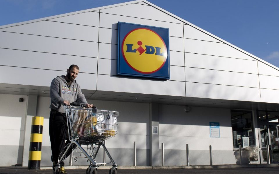Every Lidl helps: German discount chain boosts sales in