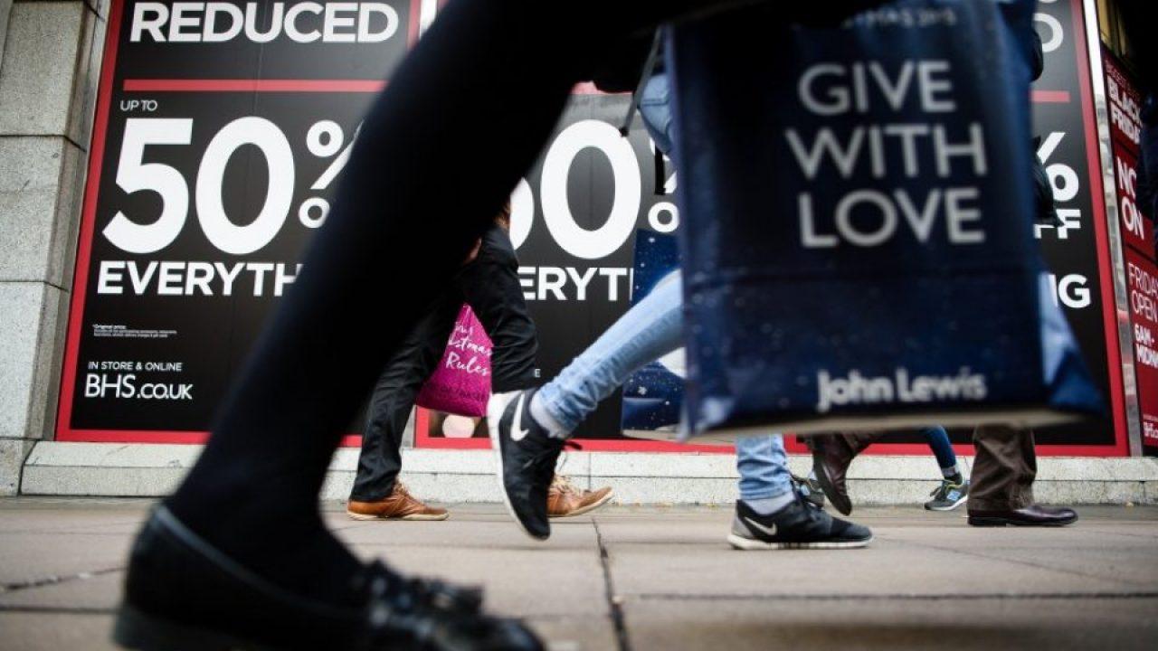 Black Friday 2015 Argos Quashes Outage Rumours As John Lewis Website Goes Down Cityam Cityam