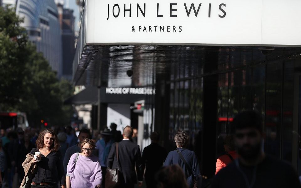 Black Friday draws in biggest ever week of sales for John Lewis