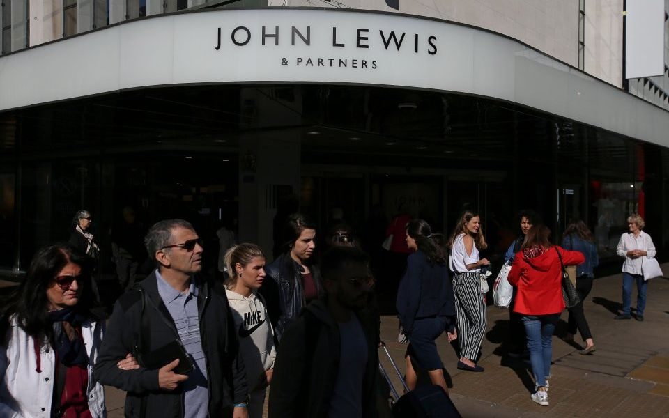 Out with the old, in with the new UK high street