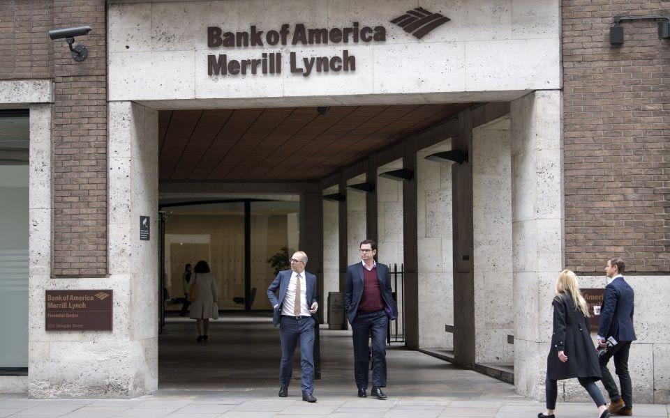 Bank of America Merrill Lynch creates new UK investment