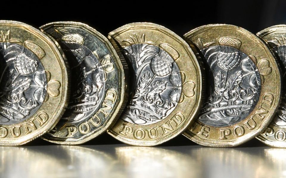 Sterling dips lower as Theresa May seeks only a short Brexit delay from EU
