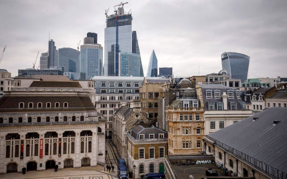 Non-EU investment in London commercial property rose 75 per cent in 2018