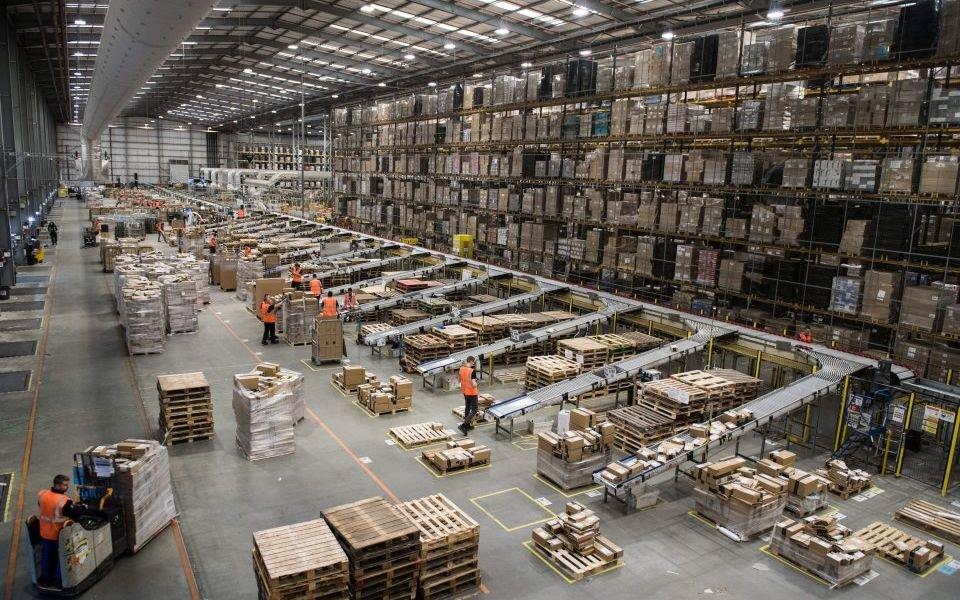 E-commerce demand helps boost rent for logistics warehouse giant Segro