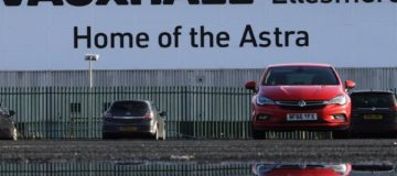 Vauxhall says building new Astra in the UK contingent on final Brexit deal