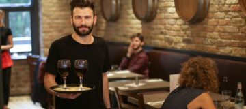 Debate: Given the Tory party's proposal to ban restaurants from taking a share of staff tips, is regulation necessary?