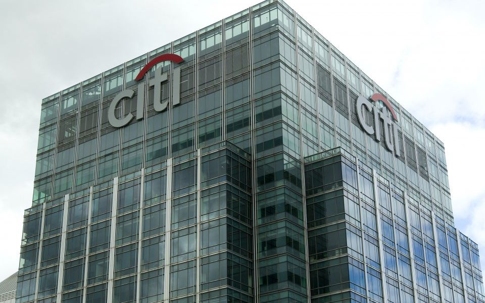Citigroup closes in on £1.2bn purchase of Canary Wharf headquarters