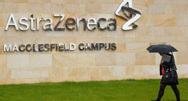 Astrazeneca share price hits record high on 'impressive' trial