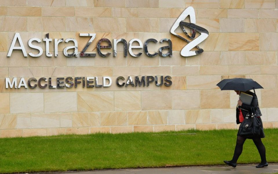 Chinese demand for medicines helps Astrazeneca return to growth