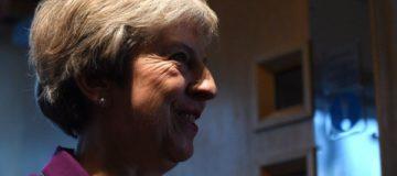 Theresa May claims Boris Johnson will 'tear up' Northern Ireland promise