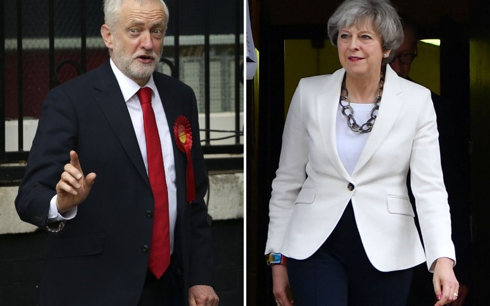 Don't be fooled, May's talks with Corbyn merely bide her time