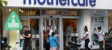 Mothercare sticks to guidance despite falling UK sales