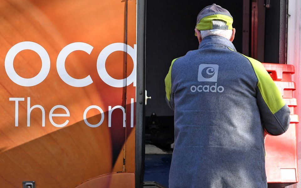 M&S buying growth with Ocado?