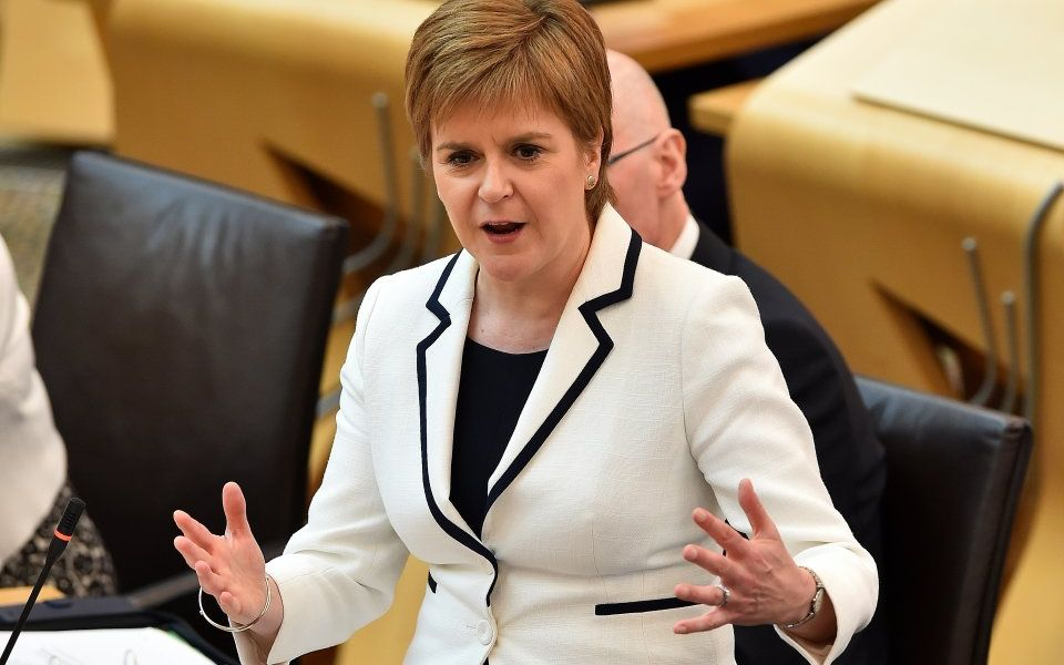 Brexit drives support for Scottish independence to 49 percent