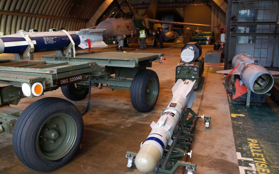 RAF missile-maker MBDA's offices raided by French police