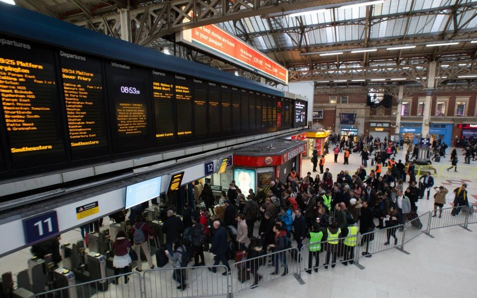 Old school train tickets to be a thing of the past as rail companies ramp up smart tickets