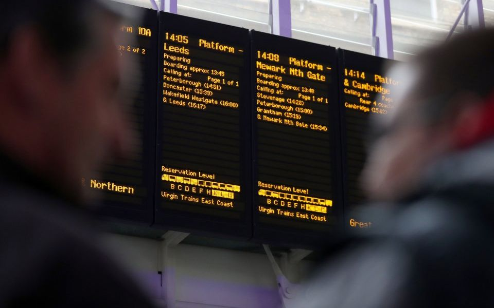 Scrap franchise system and let TfL control London commuter routes, says rail industry