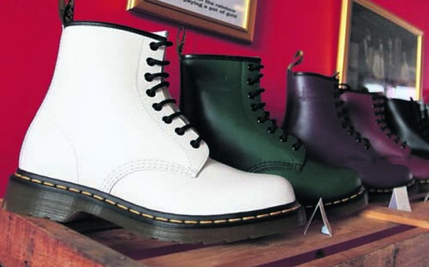 Dr Martens Owner Permira has bought Golden Goose