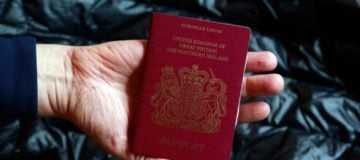 UK passports will not be made by De La Rue