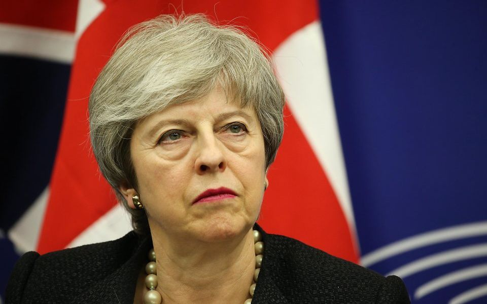 May prepares to face MPs after last-minute talks with EU