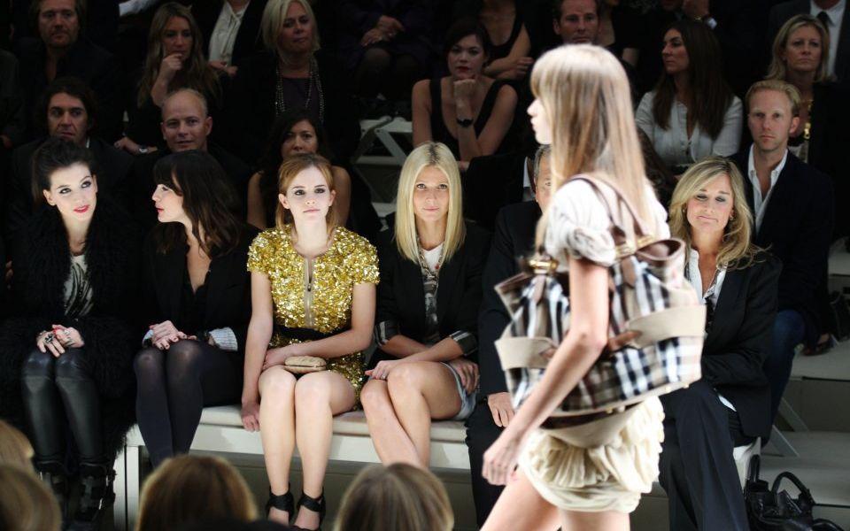 Kingdom come: Burberry's new fashion line helps profits meet expectations