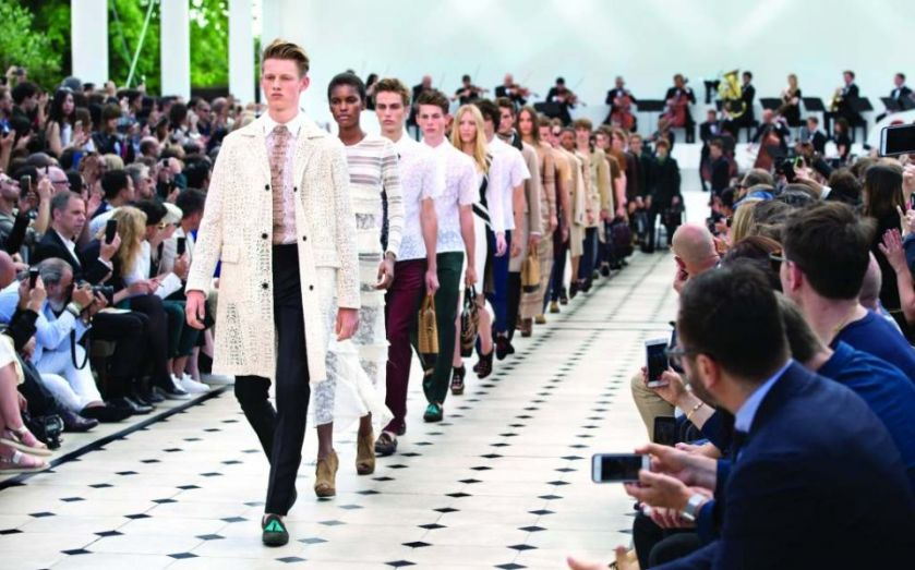 Burberry share price hit by slower trade in Hong Kong