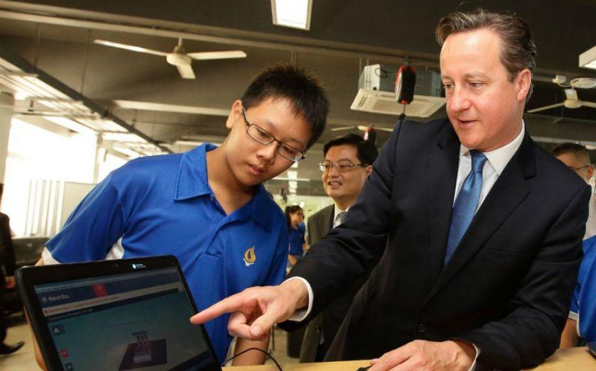 David Cameron backs FinTech manifesto to make UK a world leader by 2020