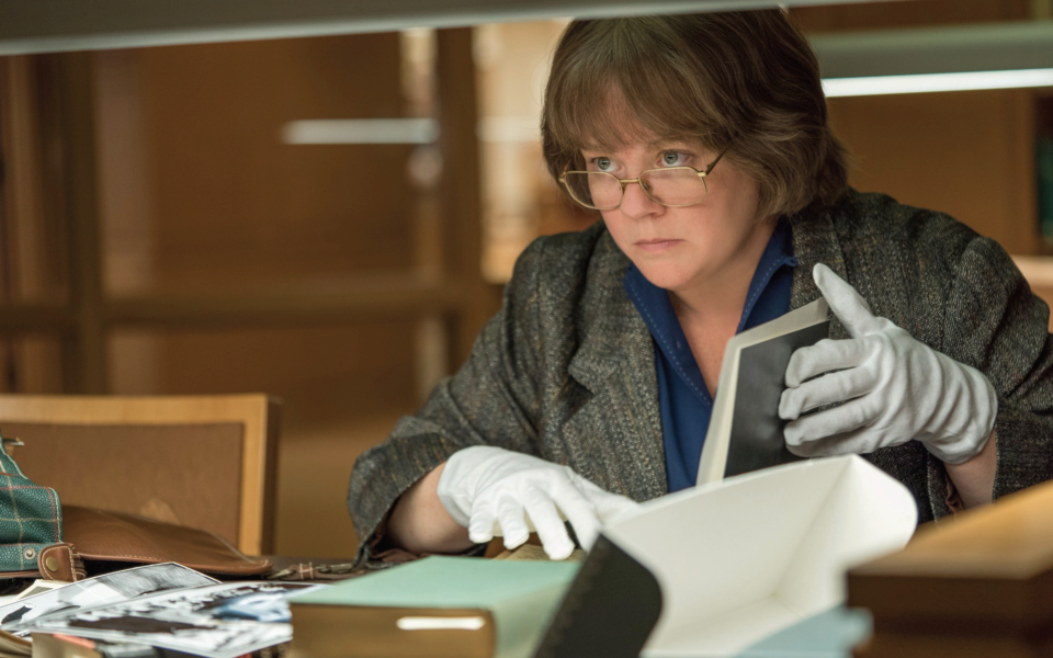 Can You Ever Forgive Me? film review: Melissa McCarthy shines in this odd-couple heist movie