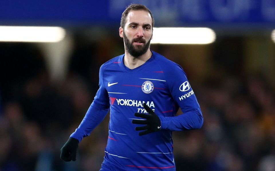 Trevor Steven: Gonzalo Higuain can save Chelsea's top four hopes, Ivan Perisic is the boost Arsenal need and Tottenham's inactivity is mystifying