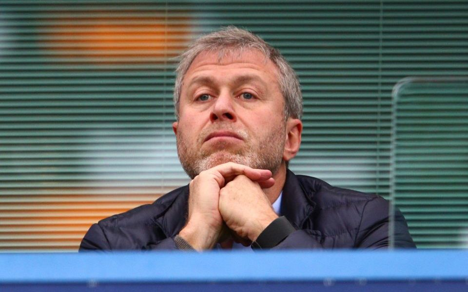 Roman Abramovich accused of money laundering and crime links by Swiss police