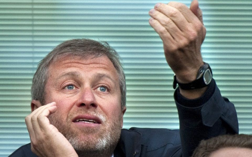 Chelsea FC turnover hits a record after bumper financial year for owner Abramovich